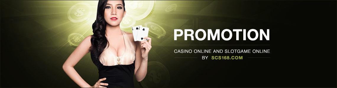 promotion casino online