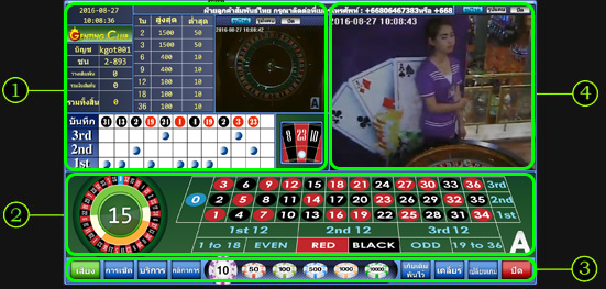 GENTING CROWN Roulette