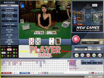 บาคาร่า 1S Casino