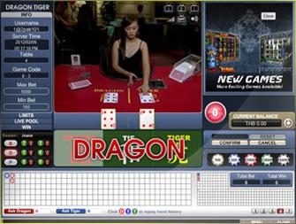 Dragon-Tiger 1S Casino