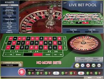 รูเล็ตออนไลน์ 1S Casino