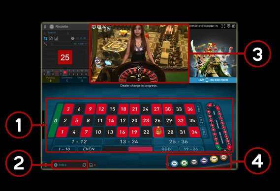 1scasino roulette how to play 1