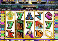 Aztec Treasure Slot