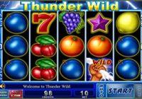 THUNDER-WILD-GALAXYSLOT