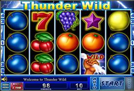 Thunder Wild Galaxyslot