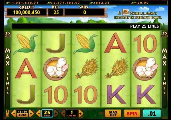Happy Farmer Slot เกมแฮปปี้ฟาร์ม