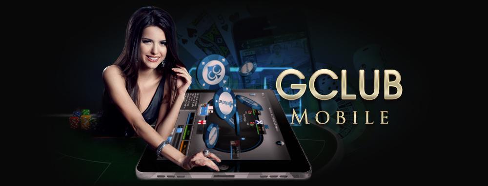 gclub mobile banner