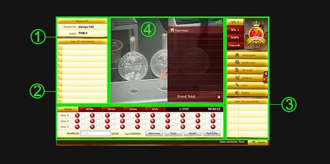 กติกาการเล่น หวยปิงปอง Lotto Online Princess Crown