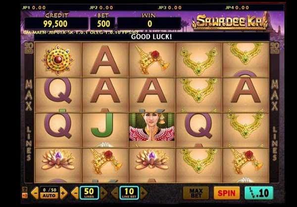 Sawadeeka Gclub Slot