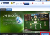 HOUSE BLACKJACK SBOBET