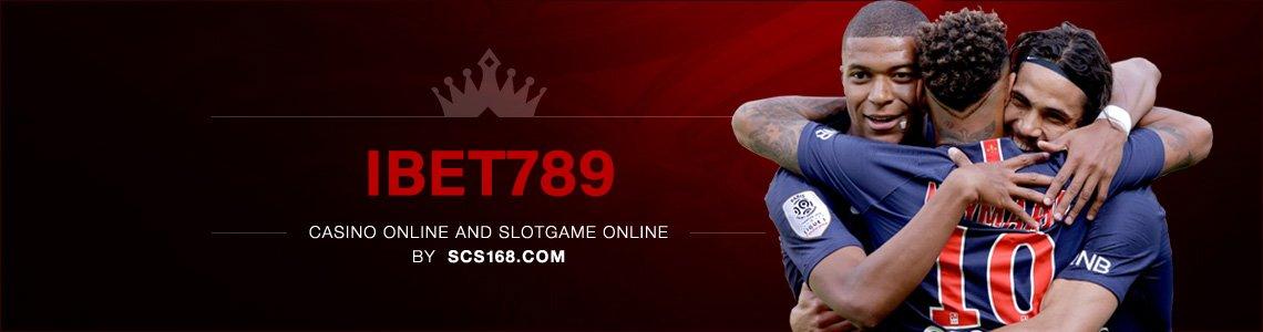 ibet789 รับแทงบอลออนไลน์