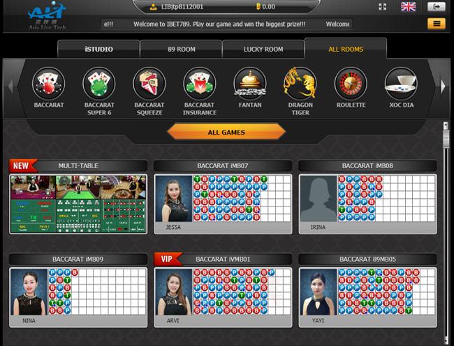 วิธีเล่น ibet789 casino