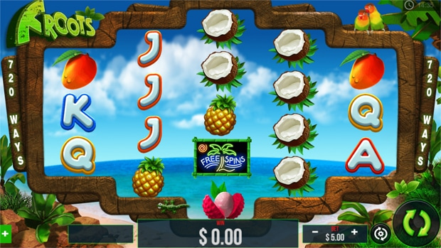 froots slot sbobet game