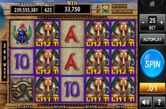 Pharaoh Slot สล็อตฟาโรห์ Gclub