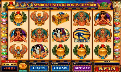Egypt slot เกมสล็อตอียิปต์