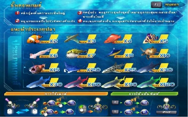 fish master gclub
