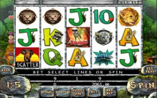 jungle slot gclub