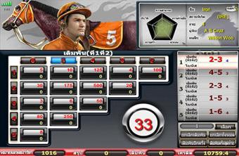 lucky Poney เกมม้าแข่งออนไลน์