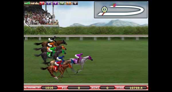 lucky pony gclub online