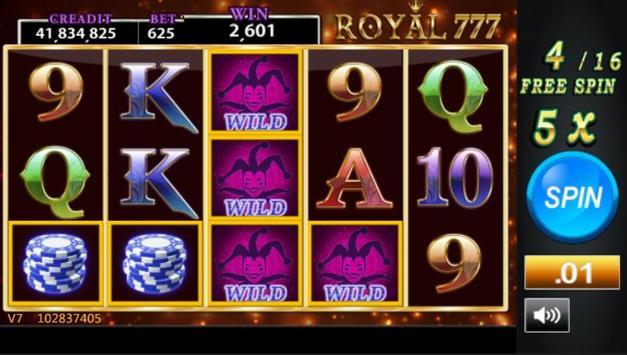 royal777 gclub slot mobile
