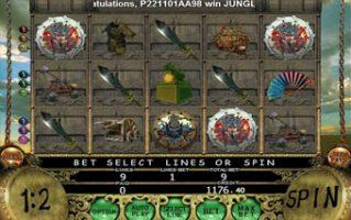 sangowarload เกมสล็อตสามก๊ก Gclub Slot