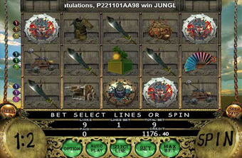 เกมสล็อตสามก๊ก Gclub Slot