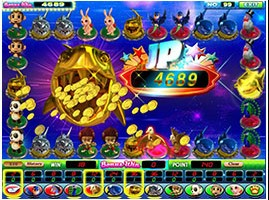 shark party slot jackpot